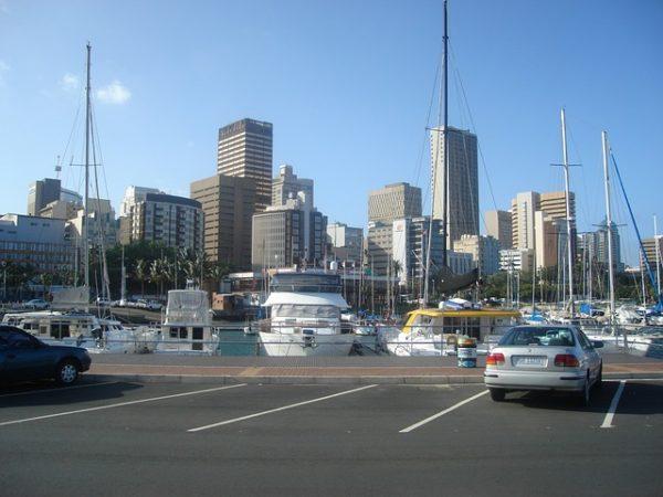 Eric Udjo South African Urban